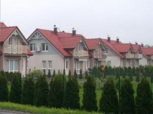 osiedle domów