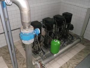 instalacja wodociągowa